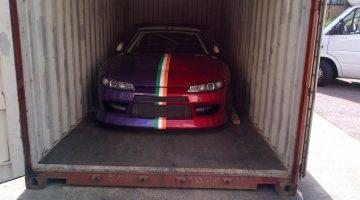 drift car shipped to India
