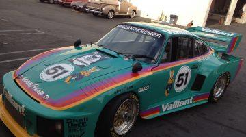Rare Porsche 935