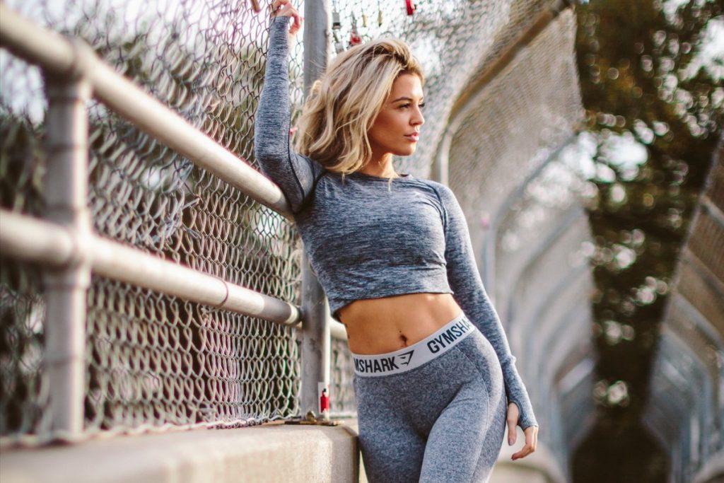 Gymshark sports clothing