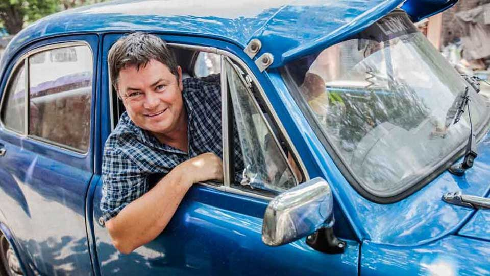 Mike Brewer - Wheeler Dealers