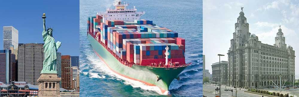 UK to USA Shipping
