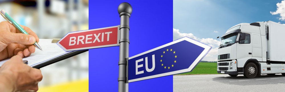 Brexit - Importing and exporting